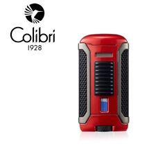 NEW Colibri Apex Single Jet Flame Lighter - Red