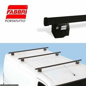FABBRI BARRO 3 Barre Portatutto Portapacchi  per PEUGEOT BOXER  (250) - 2006+