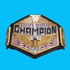 WWE UNITED STATES championship tittle belt replica 2020 us champions belt 4mm