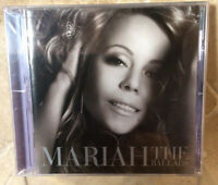 The Ballads (CD, 2009) Mariah Carey New & Factory Sealed US Seller AUTHENTIC ❗️