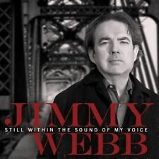 Still Within The Sound of My Voice 0099923239529 by Jimmy Webb CD
