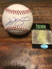 Tim Wakefield SIGNED AUTOGRAPHED Baseball Ball AUTO Boston Red Sox ICON COA
