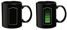 Mug pile/batterie thermo-réactif NEUF / 2 achetés = 3