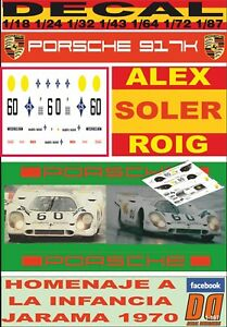 DECAL PORSCHE 917K A.SOLER ROIG HOMENAJE INFANCIA JARAMA 1970 (06)