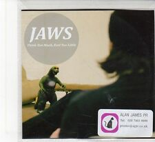 (FB437) Jaws, Think Too Much, Feel Too Little - 2014 DJ CD