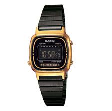 Casio Retro Mini LA-670WEGB Gold and Black Watch