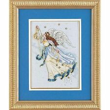 Dimensions - Counted Gold Cross Stitch Kit - Twilight Angel - D06711