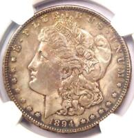 1894 Morgan Silver Dollar $1 - NGC XF Details (EF) - Rare Key Date 1894-P!