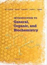 Introduction to General, Organic and Biochemistry by William H. Brown, Omar Torr