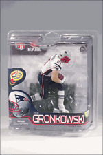 McFarlane Sportspicks NFL 29 ROB GRONKOWSKI action figure-NE Patriots-Boston-NIB