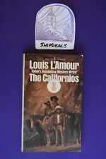 Vintage Louis L'Amour Western Paperback The Californios *ShipDeals* Build-A-Lot
