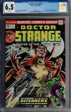 Doctor Strange #2 cgc 6.5  White Pages