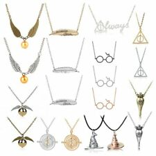 Collier Pendentif Bracelet / Harry Potter / Baguette Magique Sablier Hermione