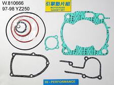 Yamaha YZ250 YZ 250 1997 1998 Top End Gasket Kit