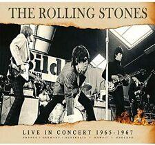 THE ROLLING STONES  LIVE IN CONCERT 1965-1967 2 CD SET (31STJULY) ups