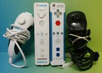 intec Wave 2 Sets Nintendo Wii Remote Lot OEM Nunchuck Cover Authentic Working !
