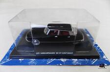Miniature Voiture Blake et Mortimer Citroën DS Sarcophages du 6e Continent NEUF