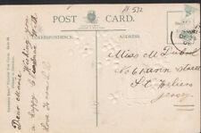 Genealogy Postcard - Dubrel - 61 Ann Street, St Heliers, Jersey   RF532
