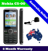 ~ ORIGINAL ~ Nokia C5-00 3G Mobile Phone Package | Unlocked | 6 Month Warranty