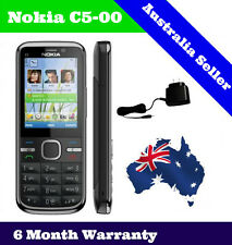 ~ BRAND NEW ~ Nokia C5-00 3G Mobile Phone | Factory Unlocked | 12 Month Warranty