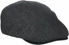 Dickies Men's Hartsville Flat Cap Black