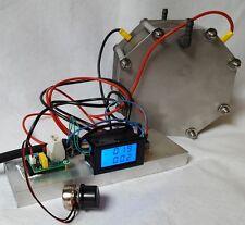 HG30 HHO Generator 7 LPM im Dauerbetrieb mit Netzteil 220V Gleichspannung