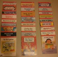 Saxon Phonics & Spelling 2: Fluency Readers Set B, Square, (Homeschool)