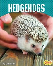 Hedgehogs by Paula M. Wilson: New