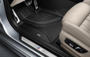 Satz Original BMW 5er (G30/31) Allwettermatten vorne
