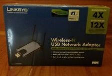 Linksys WUSB300N Wireless N USB Network Adapter