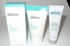 Proactiv+ Plus Skin Smoothing Exfoliator 60ml with Green Tea Moisturizer 30ml