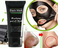 Creme de máscara facial negra para purificar a pele e remover espinhas faciais