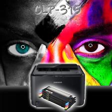 SAMSUNG Farblaserdrucker CLP-315 inkl. neue Toner
