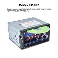 "6.95"" 2DIN Autoradio Bluetooth Auto Stereo DVD Player FM USB AUX GPS Navigazione"