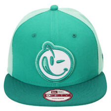 NEW AUTHENTIC YUMS New Era Classic Outline Mint/Teal Snapback 398S