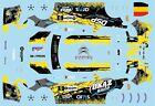 DECALS 1/43 CITROËN DS3 WRC - #9 - MATTON - RALLYE DU CONDROZ 2015 - D43397