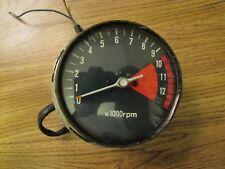 1974-78 Honda CB750 Four Tachometer Vintage Gauge Original Tach 750 550 CB