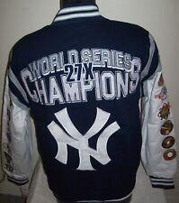 NEW YORK YANKEES  Time World Series Championship Cotton Jacket S M L XL 2X