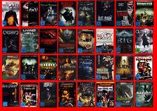32 DVD´s -  Horror - Sammlung - Paket - Restposten - neu & ovp