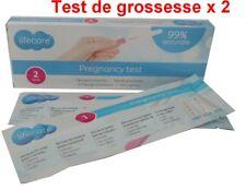 Lifecare Test de grossesse - 2 Tests