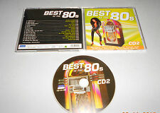 CD best of the 80 S he 14. Tracks Gloria Gaynor, Evelyn Thomas Hot Chocolate 168