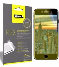 3x Apple iPhone 8 Screen Protector Protective Film covers 100% dipos Flex