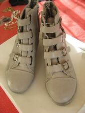 Unbranded Women's Standard (D) Synthetic Leather Heels