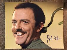 John Astin The Riddler Signed 8 X 10 Autograph Photo