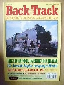 BRITISH RAILWAYS HISTORY 1993- BACK TRACK, VOL. 7, NO. 4, JULY- AUGUST