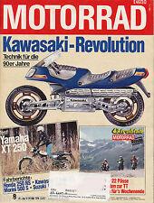 Motorrad 8 80 Ducati 500 Pantah CB250RS Morini 500S Guzzi Falcone Vespa SI 1980