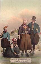 NEDERLAND - PROVINCIE NOORD-HOLLAND - EILAN MARKEN - RARA CARTOLINA - 1909