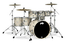 PDP by DW Shellset Concept Maple CM7 Twisted Ivory Schlagzeug Drumset