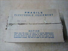 UNBUILT HEATHKIT TD-1089 PROGRAMMABLE ELECTRONIC CHIMES! MIB! NEVER UNPACKED!