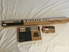 "Yakima Wing Rider 2 Mounts - 48"" WingBar - Box of MightyMounts Vert"